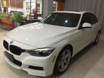 2014 BMW 328i M sport 換擋撥...