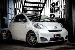 2011年 SCION IQ 白色 都會型小車