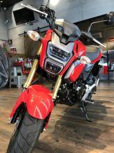 自售女用msx125紅 全車原廠原漆未改 室內車 里程未滿千 近全新
