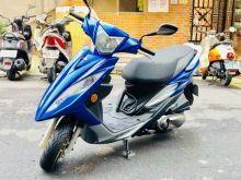比雅久Bon125(ABS煞車特仕版、自動熄火裝置) 青年首購第一首選(9成新)