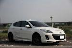 *駿紳車業* 12年 Mazda 3 2.0型動版 僅跑38000 原廠保養