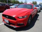 【易達】2017年 Ford 紅色野馬 易達貿易獨家引進 開在路上就是吸睛