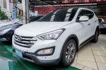 2014年 HYUNDAI SANTAFE 2.2 柴油 4WD 皇家旗艦7人座
