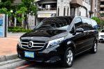 正2017年Benz V250d 加選配:左...