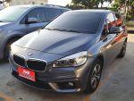 BMW218D 灰 柴油 後座出風口 ...