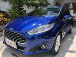 福特原廠認證中古車-台南 2016年出廠領牌Fiesta 1.0 渦輪增壓