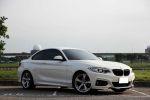 *駿紳車業* 15年 BMW 220d 全車正M版 僅跑35000KM