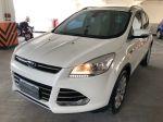 福特原廠認證中古車部-台南 2016年KUGA1.5L豪華型 白色