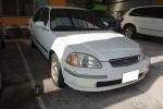 元盛 1996 CIVIC K8 白色 代步車