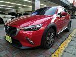 2016 CX-3 頂級版 魅力紅 實車實價 興融國際