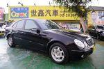 -世鑫汽車- 2004年BENZ E200k 實跑5萬