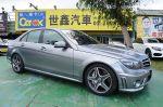 -世鑫汽車- 2010年BENZ C63 AMG 實跑2萬 實價刊登