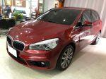 2017 BMW 225i 底里程 全景天...