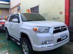 2012年領牌2011出廠 4RUNNER SR5 4WD 員通4X4