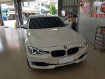 F30 白色BMW316 泛德一手車至今100%無傷 車況如新 高雄麻吉課長