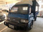 福特原廠認證中古車部-台南 載卡多貨車 2013年藍色 漂亮好車