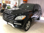 2012 Benz ML350 4matic