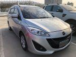福特原廠認證中古車部-台南 201年MAZDA 5 七人座銀色 漂亮好車