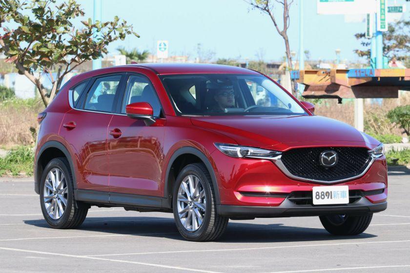 Mazda 馬自達cx 5 款圖解 8891新車