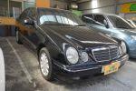 元盛 2002年 總代理 BENZ E240 黑色