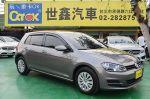-世鑫汽車- 2014年 VW GOLF 1.2 高C/P值代步車最佳選擇