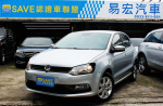 易宏SAVE 正2014年 福斯 Polo 1.6 進口5門 小車