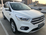 福特原廠認證中古車-台南2018年KUGA試乘車釋出