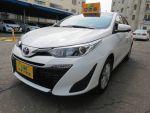 HOT金鑽模範店 誠品汽車 2018年 豐田YARIS 1.5  原漆(可全貸)