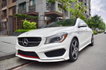 【易達】2014年 Benz CLA250 AMG Sport Plus 4驅