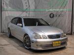 1998年 Lexus Gs300 精品改裝 全車原版件 日規化 Rays鋁圈