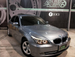 2009年 BMW E60 520d 柴油渦輪 原鈑件 低里程 一手車
