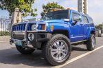 特殊寶藍 眾多選配+套件 實車實價 H3 改款3.7 4WD Hummer 悍馬