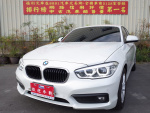 BMW(寶馬)118I 1.5 渦輪增壓 8速手自排 車道偏離 總代理