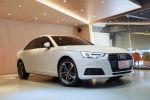 2017 Audi A4 Sedan 40TFSI 絕...