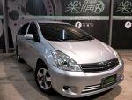 2008 Toyota Wish 正七人座 一手車 定速 恆溫 黑內裝