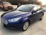 福特原廠認證中古車.ESCORT1.5L.2018年式 藍色.跑40029公里