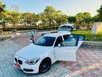 福利乾隆汽車烏日旗艦店2012年BMW F20 118I僅跑8萬 里程保證總代理
