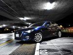 新車入庫!2015魂動Mazda3 星燦藍低調質感好照顧