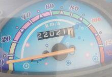 自售二手光陽得意100   2008年9月 11500元含過戶費輕巧好騎操控容易