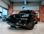 Porsche Cayenne 柴油 全景 16年 總代理 紐柏林國際~謝謝