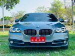 福利乾隆汽車烏日旗艦店2014年BMW F10 520D小改款選手寫大螢幕總代理