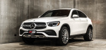 M-Benz GLC 300 4MATIC Coupe ...