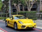 Porsche Cayman 981/保時捷