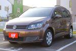 台南小林-TOURAN 柴油1.6 一手車 原版件 定期保養 里程保證 七人座