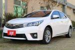 台南小林-ALTIS 一手車 原鈑件 僅跑五萬 原廠保養 里程保證 IKEY