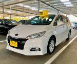 豐田WISH/熱門車款 市場稀有白...