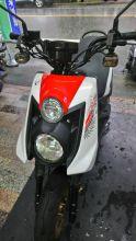 三葉/yamaha-2014 BWS X 五期Fi 少騎.無改裝.賣42000