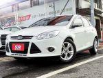 大發汽車→MK3 Ford Focus 5D 1.6皮質座椅/影音升級 僅跑三萬