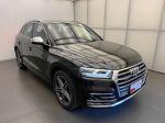 Audi總代理特殊釋出SQ5 V6 ACC360全景自停車354馬力