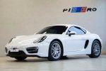 Porsche Cayman 白色 14年 原廠保養 低里程 總代理 鑫總汽車